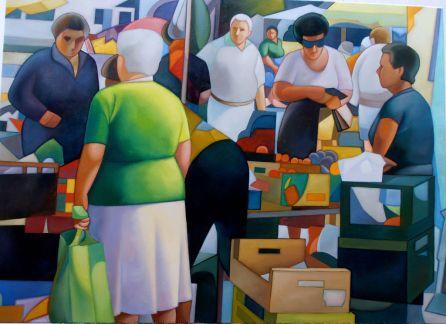 Jose Ramon - Pintor gallego