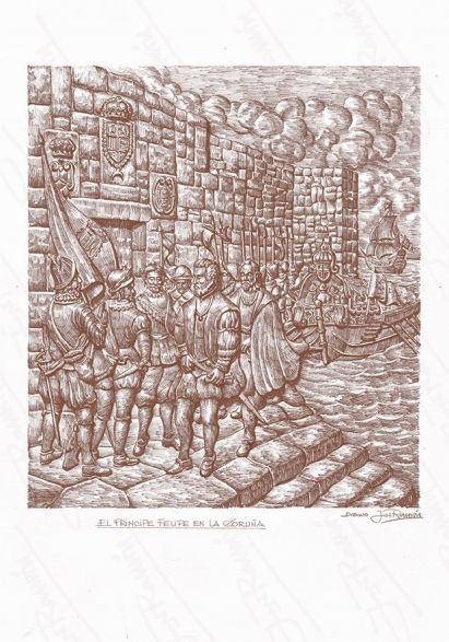 'Estancia del Infante Don Felipe en la ciudad'
