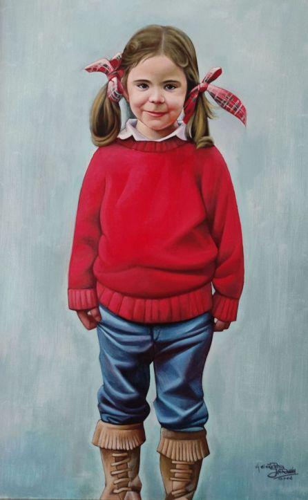 'Retrato de Patricia'