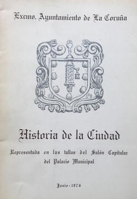 'Libro Historia de Coruna '