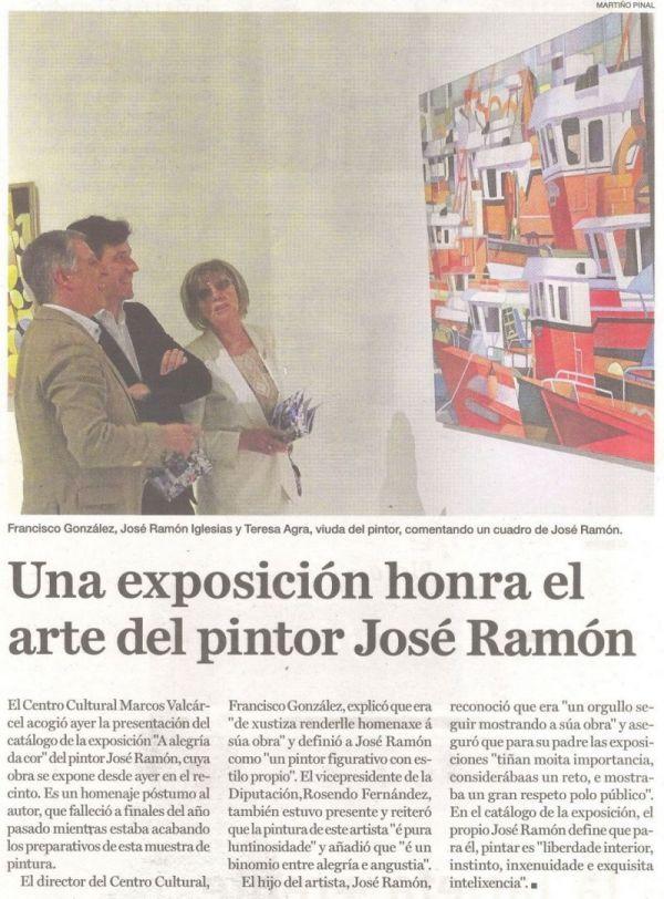 ' Exposición Ourense'